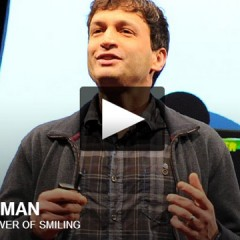 Ron Gutman on the Hidden Power of Smiling