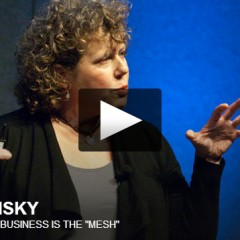 The Future of Business is the Mesh