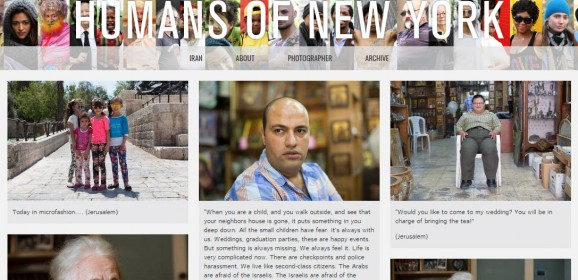 Humans of New York – How I Approach People